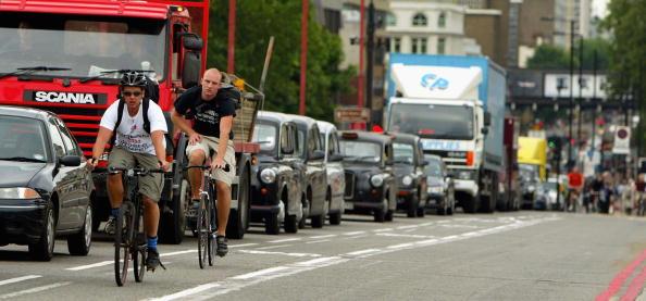 Traffic「Tube Strike Disrupts Commuters In London」:写真・画像(9)[壁紙.com]