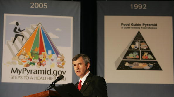 Interactivity「Federal Government Introduces New Nutrition Guidelines」:写真・画像(15)[壁紙.com]