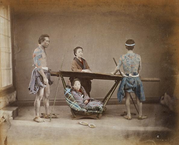 Japan「Kago Bearers」:写真・画像(11)[壁紙.com]
