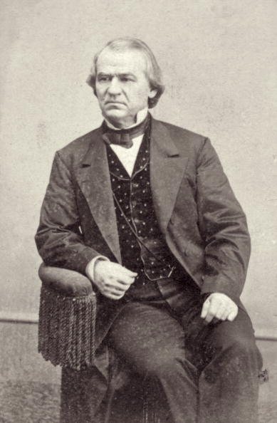 US President「Andrew Johnson」:写真・画像(0)[壁紙.com]