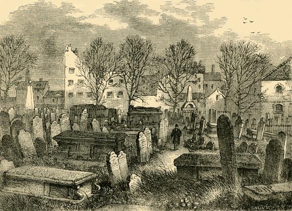 Cemetery「Bunhill Fields Burial-Ground」:写真・画像(19)[壁紙.com]