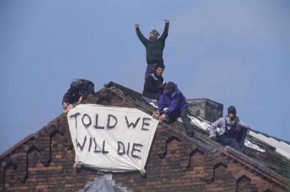 Human Limb「Strangeways Riot」:写真・画像(12)[壁紙.com]
