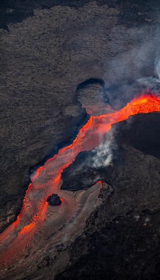 Lava「Kilauea Eruption」:スマホ壁紙(12)