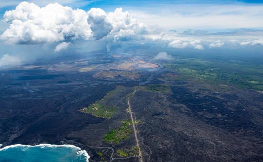 Puna「Kilauea Eruption」:スマホ壁紙(5)