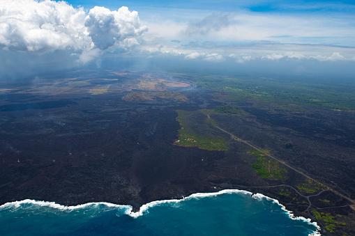 Puna「Kilauea Eruption」:スマホ壁紙(10)