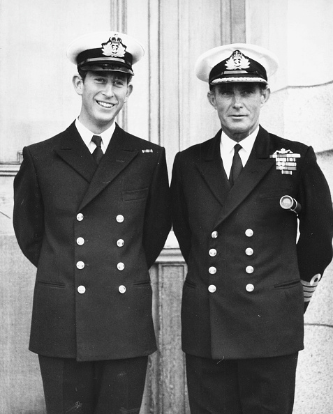 Navy「Admiral Sir Allen Gordon Tait And Prince Charles」:写真・画像(11)[壁紙.com]