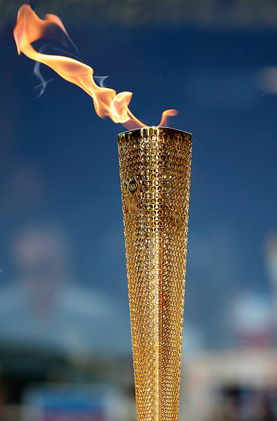 After 68 Days Travelling Around The UK The Olympic Torch Reaches Central London Ahead Of The Opening Ceremony:ニュース(壁紙.com)