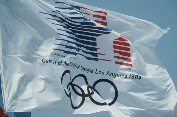 Summer Olympic Games「XXIII Olympic Summer Games」:写真・画像(9)[壁紙.com]