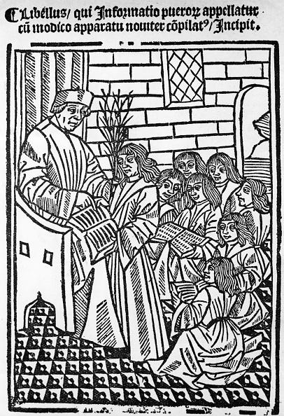 16th Century「Parvulorum Institutio」:写真・画像(0)[壁紙.com]