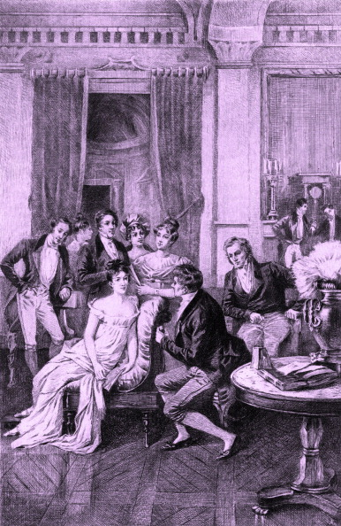 Cultures「Madame Juliette Recamier's」:写真・画像(5)[壁紙.com]