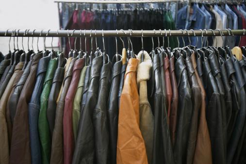 Leather Jacket「Leather jackets」:スマホ壁紙(18)