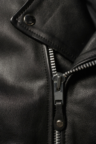 Adjustable「Leather jacket, close-up of zipper」:スマホ壁紙(17)