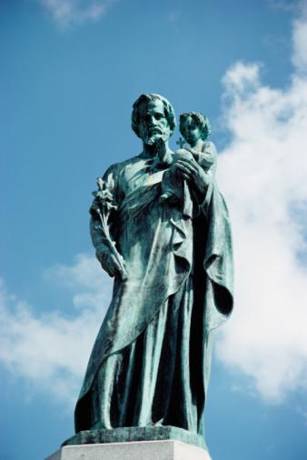 St「Statue of St. Joseph outdoors」:スマホ壁紙(16)
