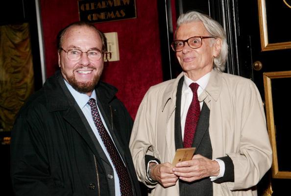 Evan Agostini「James Lipton and Richard Avedon」:写真・画像(4)[壁紙.com]