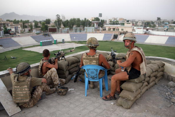 """Suicide Bombing「British Paratroopers Conduct Operation """"Daor Bukhou"""" In Kandahar City」:写真・画像(12)[壁紙.com]"""