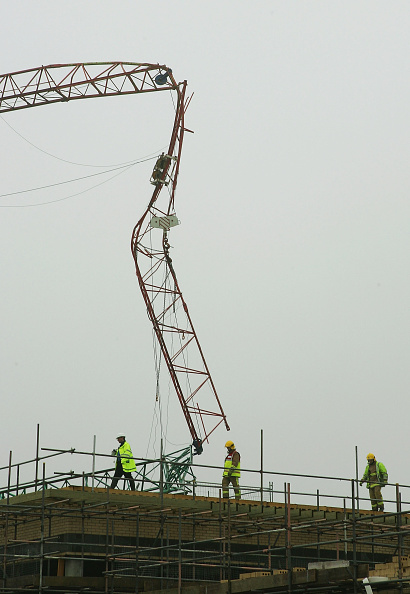 Construction Equipment「Two Killed In Crane Collapse」:写真・画像(15)[壁紙.com]