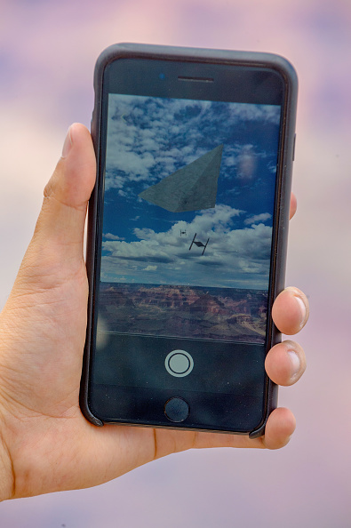 star sky「COUNTDOWN TO FORCE FRIDAY II BEGINS AS STAR WARS AUGMENTS REALITY AROUND THE GLOBE」:写真・画像(8)[壁紙.com]