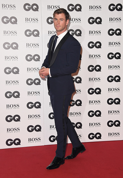 GQ メン・オブ・ザ・イヤー「GQ Men Of The Year Awards 2018 - Red Carpet Arrivals」:写真・画像(1)[壁紙.com]