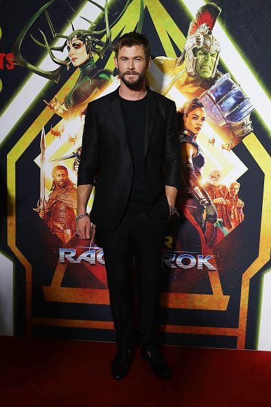 人体部位「Thor: Ragnarok Sydney Screening Event」:写真・画像(8)[壁紙.com]