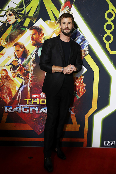 人体部位「Thor: Ragnarok Sydney Screening Event」:写真・画像(10)[壁紙.com]