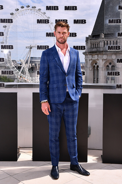 Men「Men in Black: International London Photocall」:写真・画像(5)[壁紙.com]