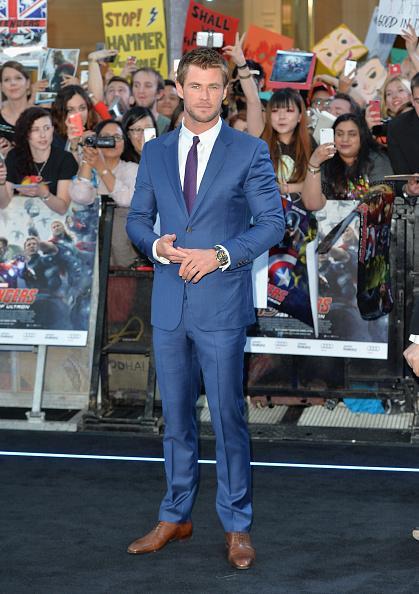 "Avengers Age of Ultron「""The Avengers: Age Of Ultron"" - European Premiere - Red Carpet Arrivals」:写真・画像(11)[壁紙.com]"