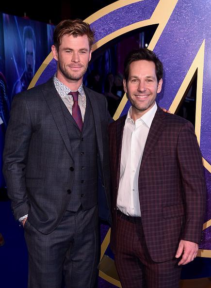 """Checked Suit「Marvel Studios' """"Avengers: Endgame"""" UK Fan Event」:写真・画像(14)[壁紙.com]"""