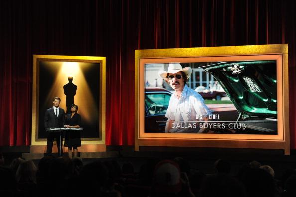 アカデミー賞候補「86th Academy Awards Nominations Announcement」:写真・画像(7)[壁紙.com]