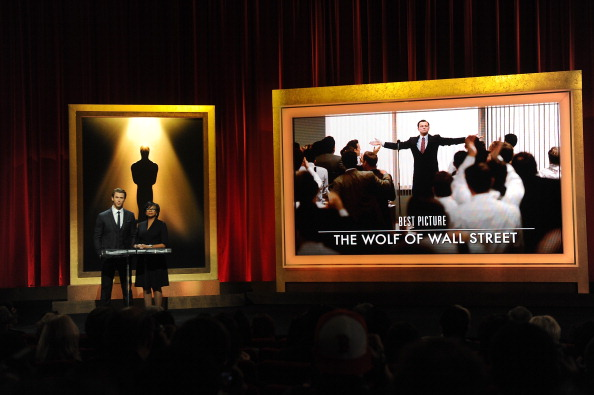 The Wolf of Wall Street「86th Academy Awards Nominations Announcement」:写真・画像(7)[壁紙.com]