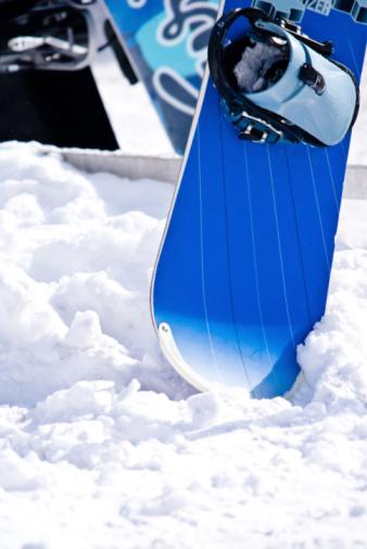 スノーボード「Snowboard in snow」:スマホ壁紙(19)