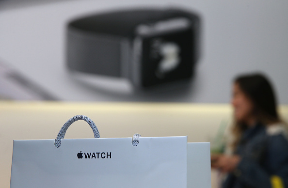 Apple Watch「Apple Watch Available Within Apple Stores」:写真・画像(3)[壁紙.com]