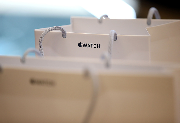 Apple Watch「Apple Watch Available Within Apple Stores」:写真・画像(9)[壁紙.com]