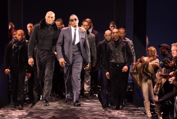 Fashion show「Sean John - Runway - Fall 08 MBFW」:写真・画像(11)[壁紙.com]