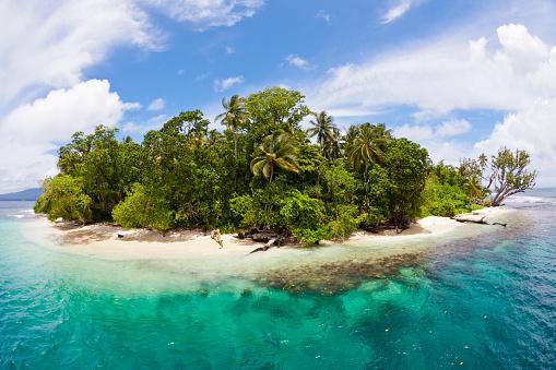 Lagoon「Wickham Island, Solomon Islands」:スマホ壁紙(11)