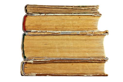 Obsolete「Pile of old books」:スマホ壁紙(8)