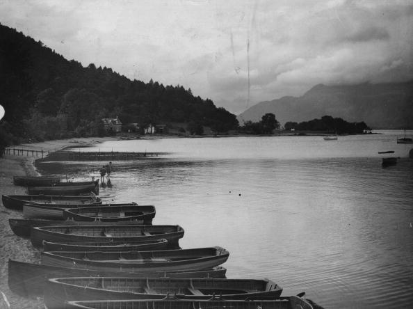 Tranquil Scene「Loch Lomond」:写真・画像(1)[壁紙.com]