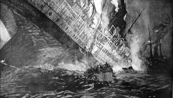 Ship「Shipping Disaster」:写真・画像(0)[壁紙.com]
