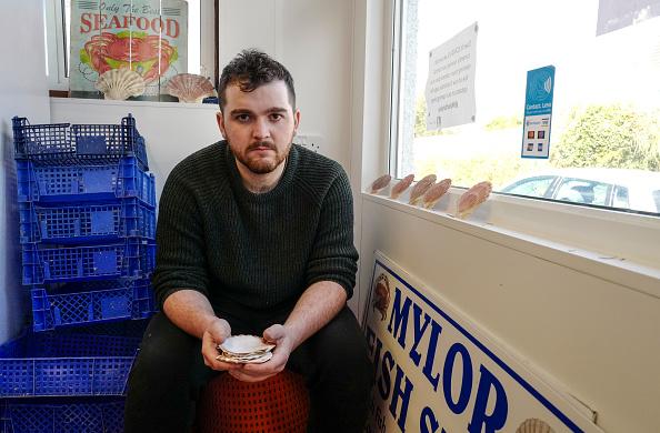 Fisherman「A Portrait Of The Cornish Shellfish Industry」:写真・画像(8)[壁紙.com]