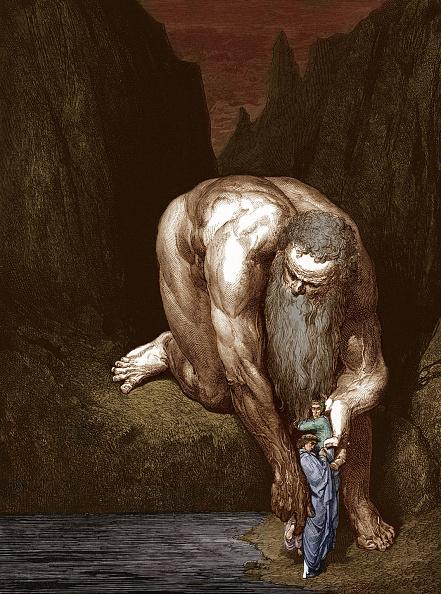 Spirituality「The Divine Comedy, by Dante: The Giant Antaeus.」:写真・画像(12)[壁紙.com]