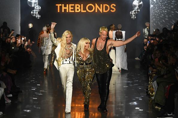 ニューヨークファッションウィーク「The Blonds - Runway - February 2019 - New York Fashion Week: The Shows」:写真・画像(14)[壁紙.com]