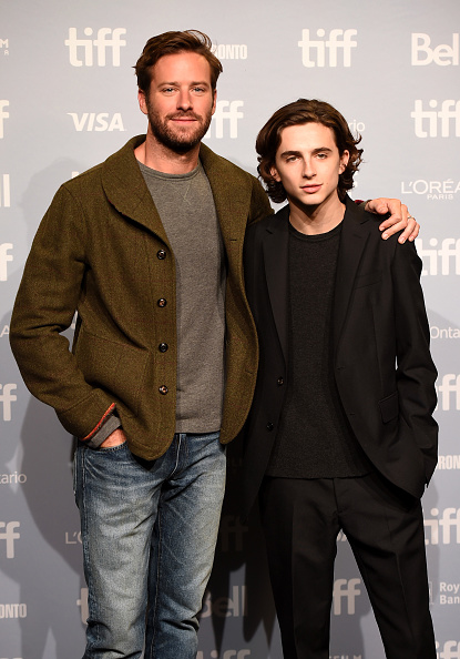 "Call Me by Your Name「2017 Toronto International Film Festival - ""Call Me By Your Name"" Press Conference」:写真・画像(6)[壁紙.com]"