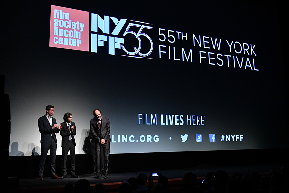 """New York Film Festival「55th New York Film Festival - """"Call Me By Your Name""""」:写真・画像(1)[壁紙.com]"""