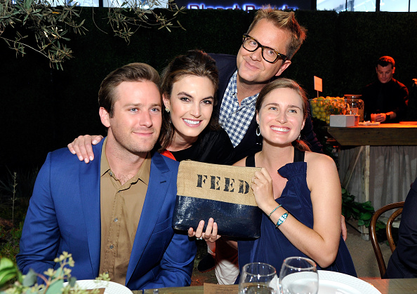 Armie Hammer「Feed Supper With Lauren Bush Lauren X Nathan Turner At The Westfield」:写真・画像(9)[壁紙.com]