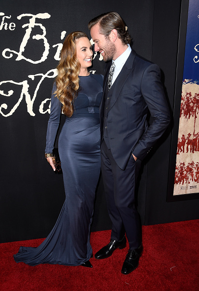 Armie Hammer「Premiere Of Fox Searchlight Pictures' 'The Birth Of A Nation' - Arrivals」:写真・画像(7)[壁紙.com]