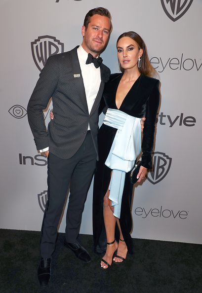 Armie Hammer「The 2018 InStyle And Warner Bros. 75th Annual Golden Globe Awards Post-Party - Red Carpet」:写真・画像(4)[壁紙.com]