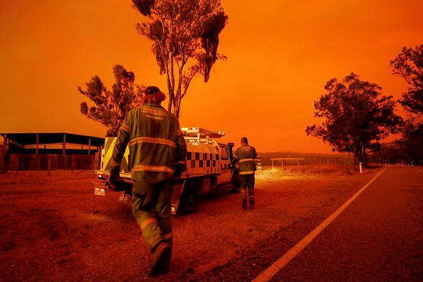Australia「Evacuations Continue Across East Gippsland As State Of Disaster Is Declared」:写真・画像(17)[壁紙.com]