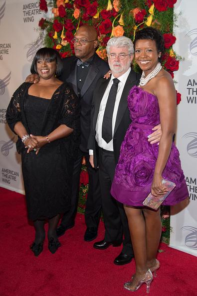 George Lucas「2015 American Theatre Wing's Gala」:写真・画像(7)[壁紙.com]