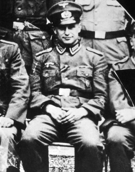 Military Uniform「Klaus Barbie」:写真・画像(19)[壁紙.com]