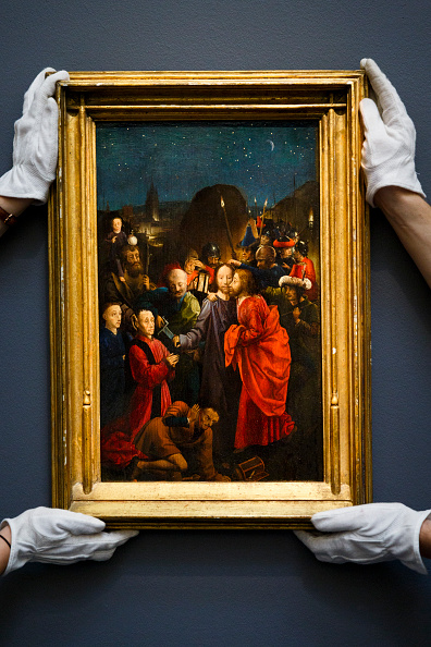 Tristan Fewings「Sotheby's Previews The Most Valuable Exhibition Of Old Masters Ever Staged In London」:写真・画像(11)[壁紙.com]