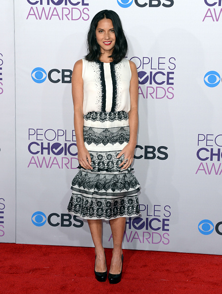 Two Tone - Color「39th Annual People's Choice Awards - Arrivals」:写真・画像(6)[壁紙.com]